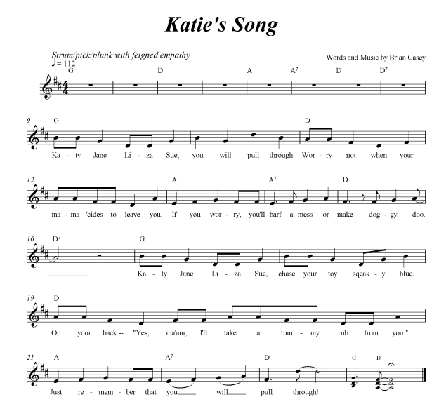 Katie's Song